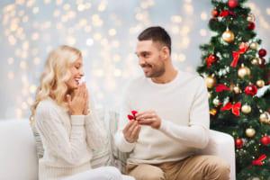 クリスマスのプロポーズ