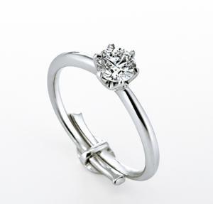 銀座ダイヤモンドシライシ プロポーズリング