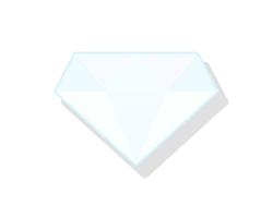 無色のダイヤ