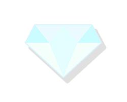 ほぼ無色のダイヤ
