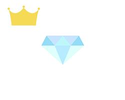 0.3ctのダイヤ
