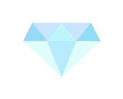 1.00ctのダイヤ