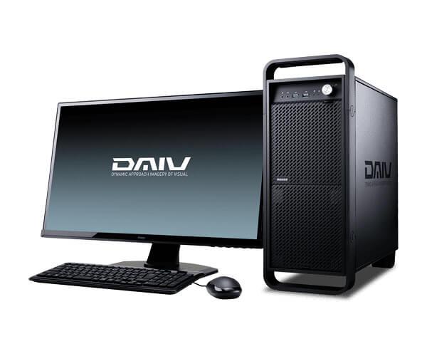 マウスコンピューター DAIV-DGZ530 イメージ
