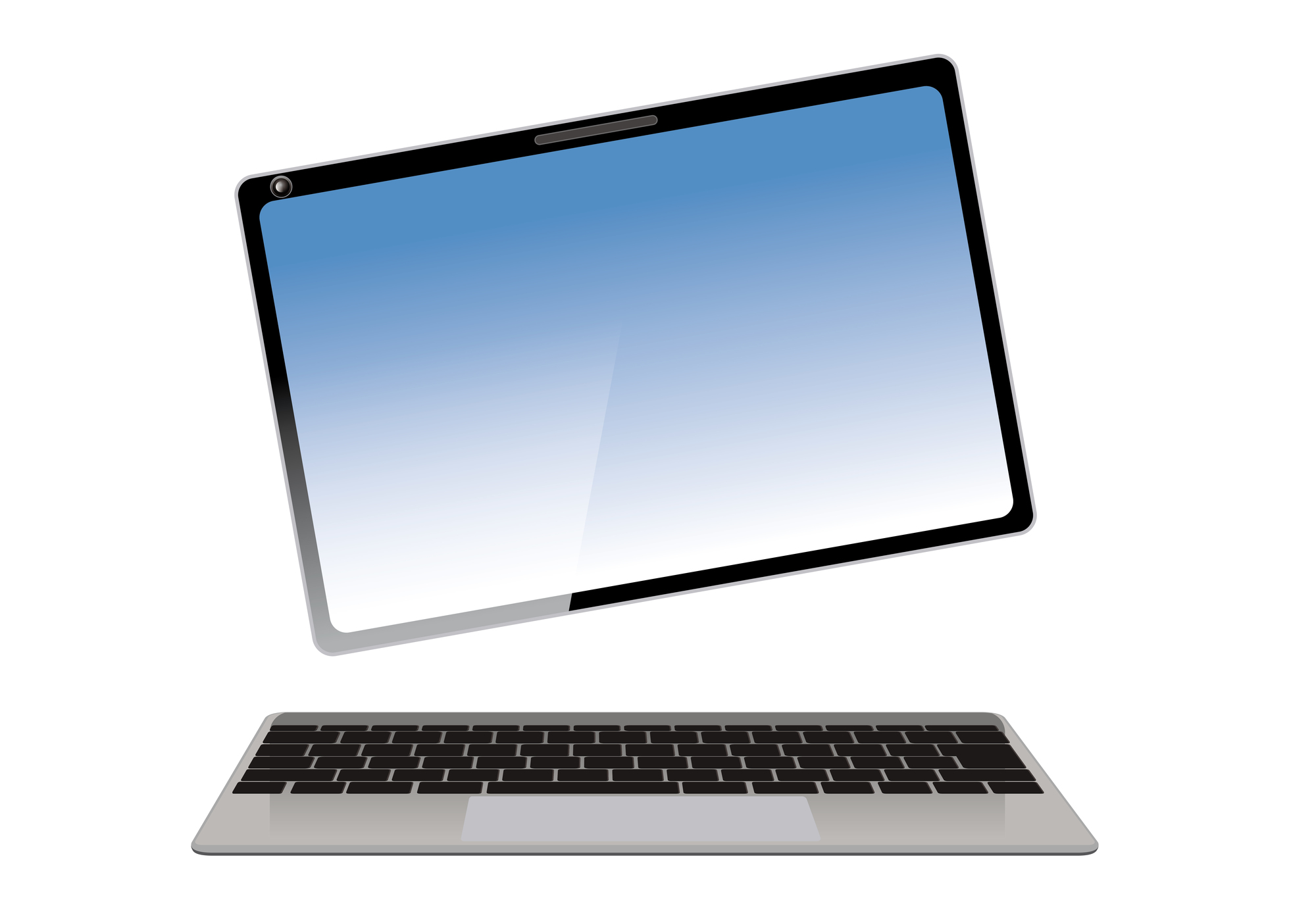 2in1パソコン