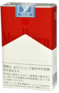 マールボロは520円で購入できます。歴史が長く、多くの方に愛され続けてきた銘柄です。しっかりと吸った感じが味わえるところが好評です。